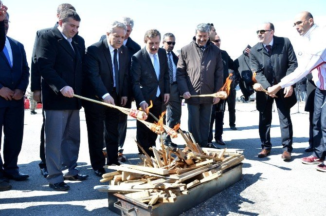 Erzincan'da Nevruz Şenliği