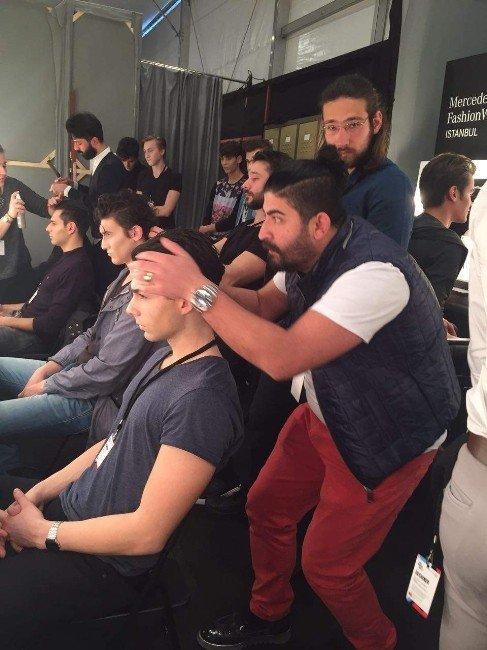 Saç Kesim Eğitimi Eskişehirli Kuaförü Moda Haftasına Taşıdı