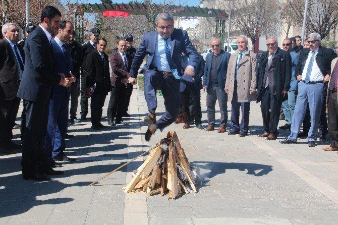 Fırat Üniversitesi'nde Nevruz Bayramı Kutlandı