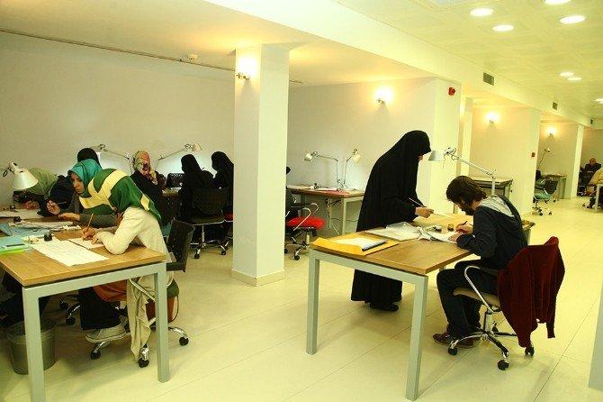 Geleneksel Sanatlar Merkezi Açılıyor