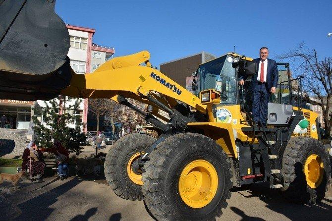 Görele Belediyesi Araç Filosunu Genişletiyor