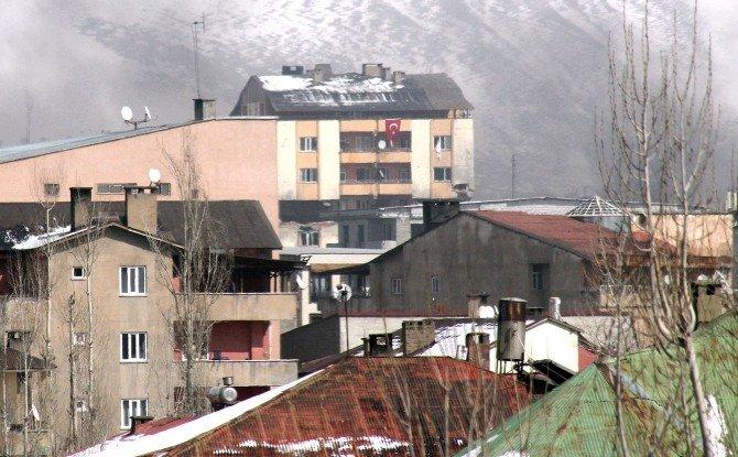 Yüksekova'da Çatışmalar Şiddetleniyor