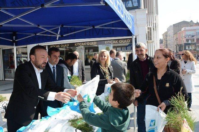 İzmit Belediyesi 20 Bin Fidan Dağıtacak