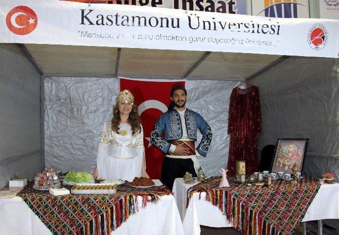 Kastamonu'da Nevruz 37 Ülkenin Katılımıyla Kutlandı