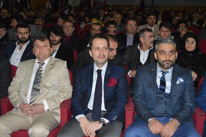 Erbakan Vakfı Genel Başkanı Fatih Erbakan:
