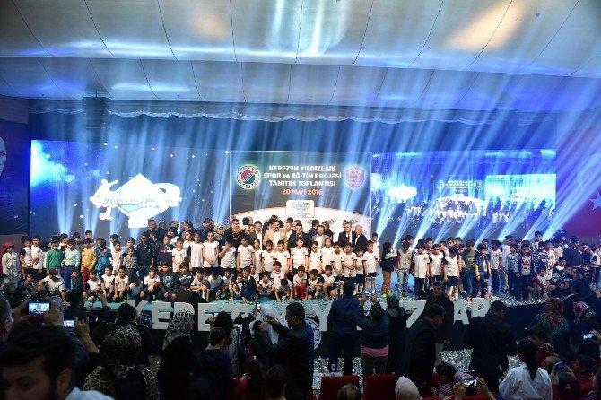 Kepez'de 5 Yeni Kulüp Kuruluyor