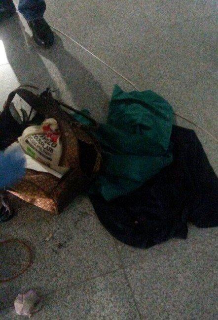 Şüpheli Çanta Tıp Fakültesi'ni Boşalttırdı