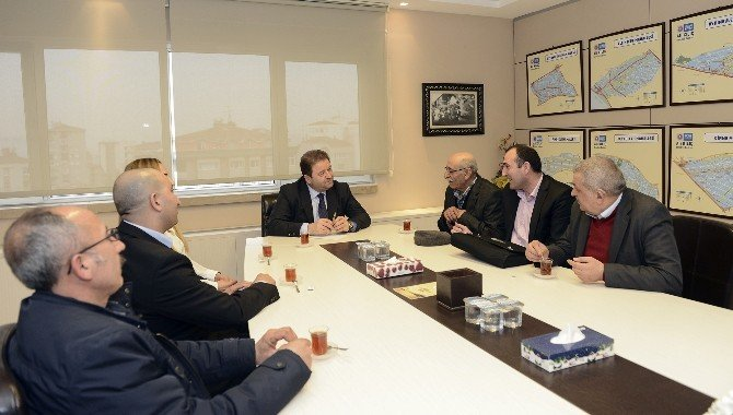 Başkan Ali Kılıç, Makamında 45 Bin Kişiyi Ağırladı