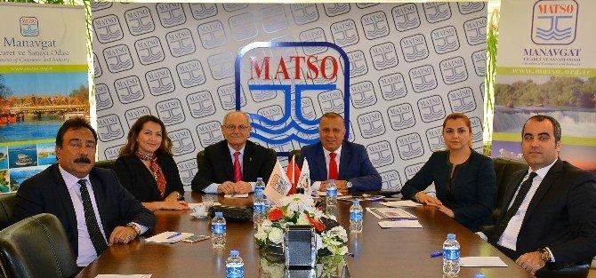 Matso'dan İşçi Ve İşvereni Buluşturacak Fuar