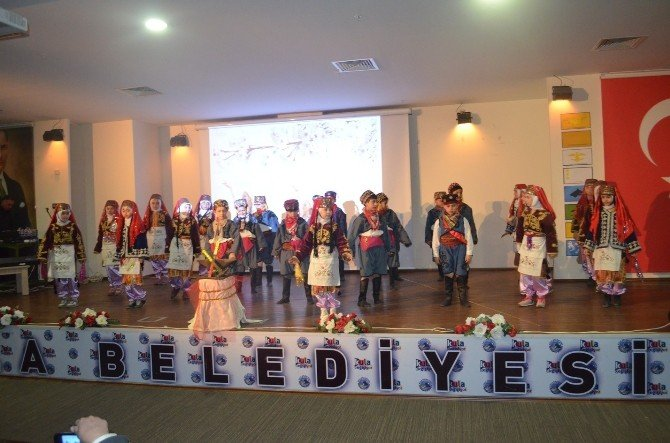 Kula'da Nevruz Bayramı Kutlandı
