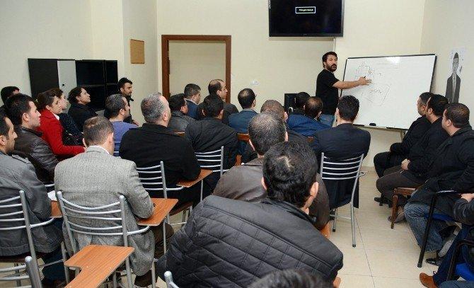 Mardin'de Canlı Bomba Saldırılarına Karşı Eğitim