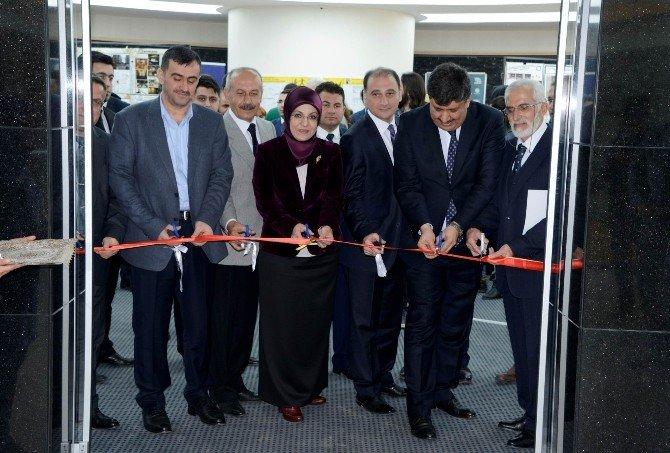 Tantavi Ambarı Mimari Projesinin Sergisi Açıldı