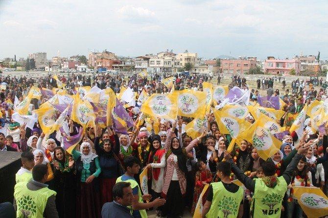 Tarsus'ta Nevruz Sönük Geçti