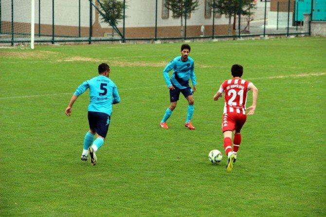 1.amatör Lig Play Off Çeyrek Final İlk Maçları Oynandı
