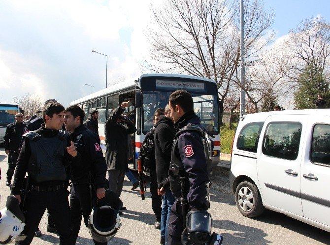 Polis Önlemi, Olayları Önledi