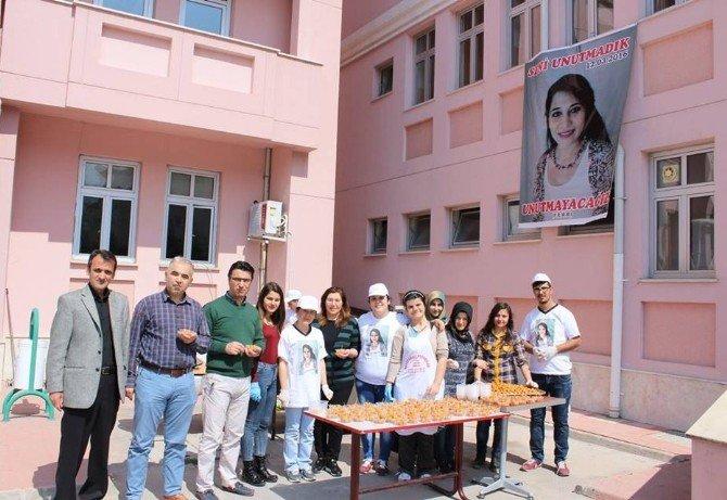 Kanser Kurbanı Rabia'ya Arkadaşlarından Vefa