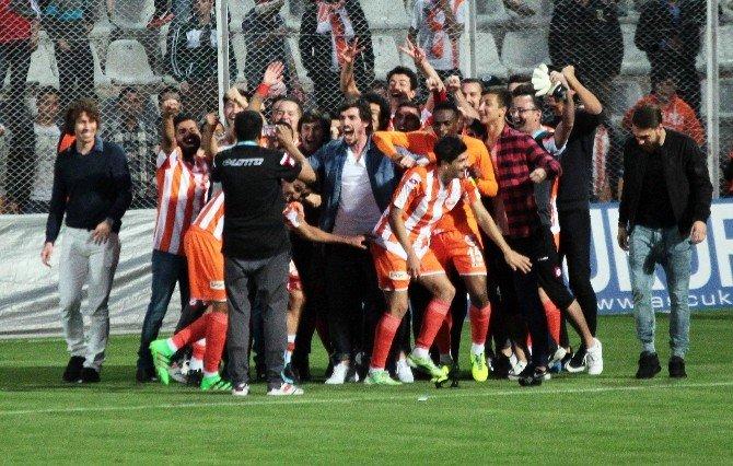 """Adanaspor'da Galibiyete """"İzin"""" Hediyesi"""