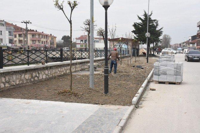 Saguç Meydanı Düzenleniyor