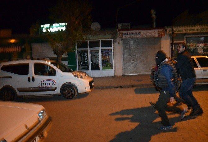 Viranşehir'de SES Bombası Atan 1 Kişi Yakalandı