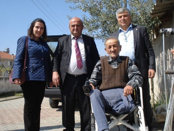 Manisa OSB, Sarıgöl'de Engellileri Sevindirdi
