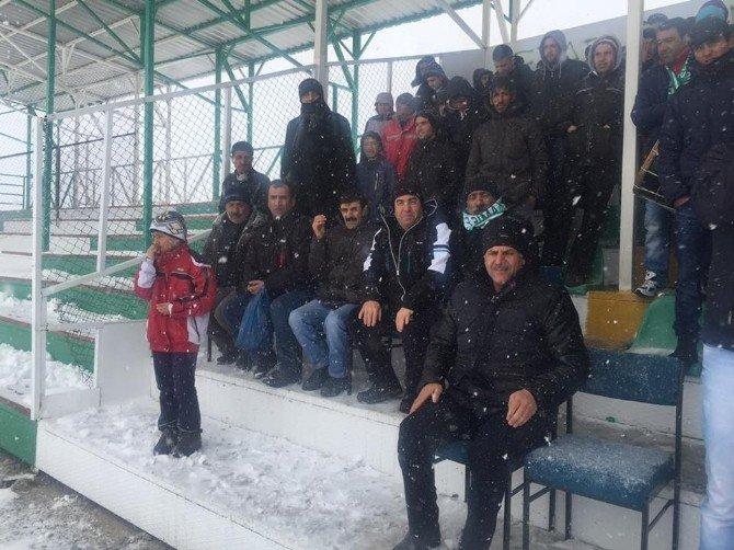 Sarıkamış Belediyespor: 1 Ardeşenspor: 0