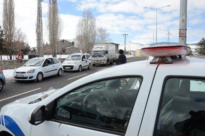 Sarıkamış'ta Huzur Ve Güvenlik Tedbirleri Arttırıldı