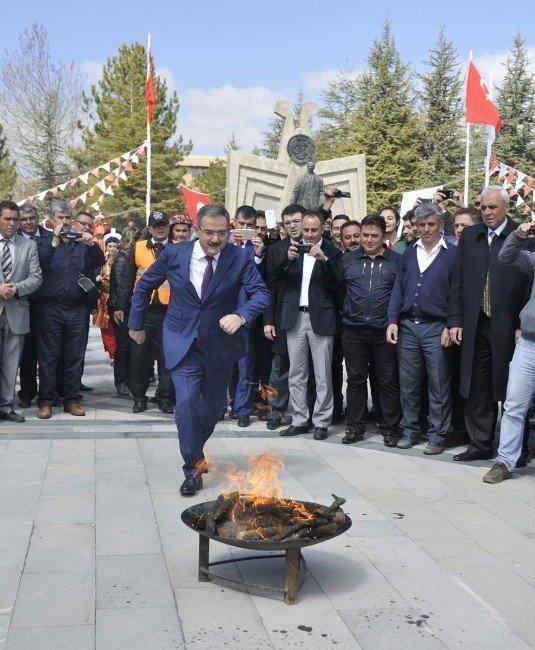 Selçuk'ta Nevruz Bayramı Kutlandı