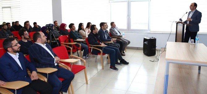 """Başkan Altay: """"En Büyük Zenginliğimiz Gençliğimizdir"""""""