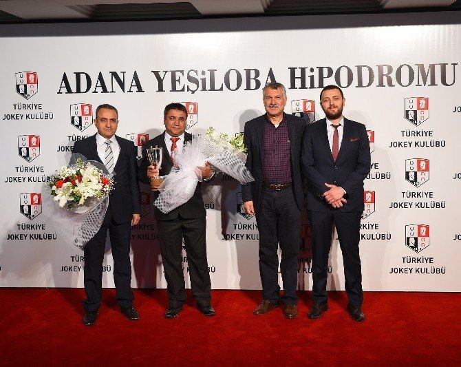 """Seyhan Belediye Başkanlığı Koşusu'nu """"Enderefe"""" Kazandı"""
