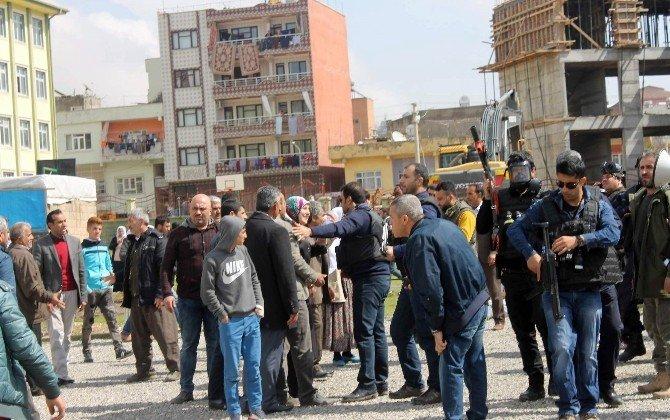 Siirt'te Nevruz Kutlamalarında Gerginlik