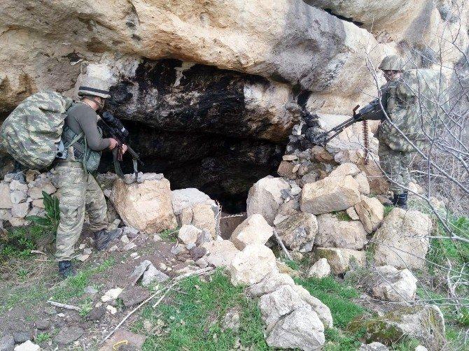 TSK'dan 4 İlde 'Terör' Operasyonu