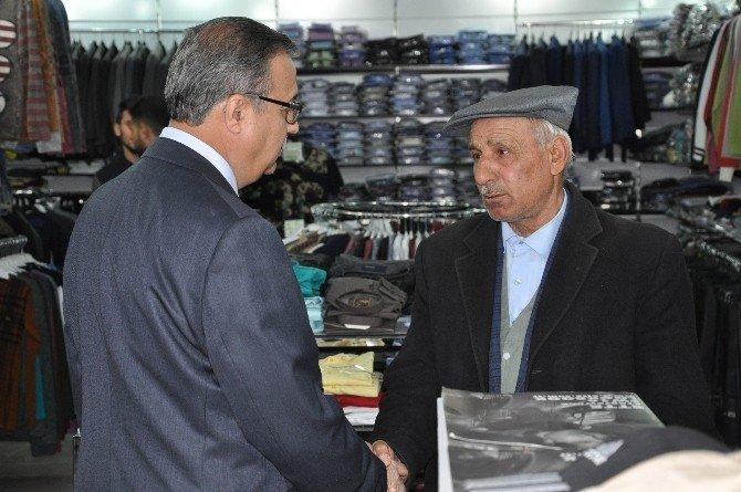 Şırnak Valisi'nden Silopi'ye Ziyaret