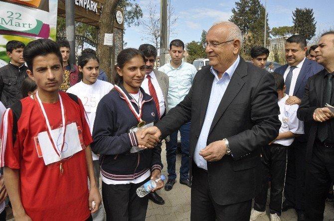 Siverek'te Barış Ve Kardeşlik Koşusu Yapıldı
