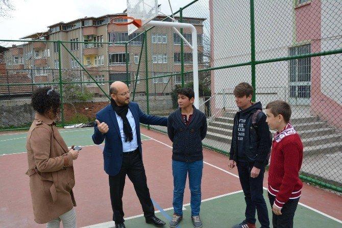 Spor Toto'dan Niksar'a Ziyaret