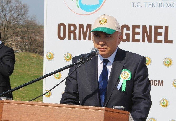 21 Mart Dünya Ormancılık Günü Ve Ağaç Bayramı Kutlama Töreni