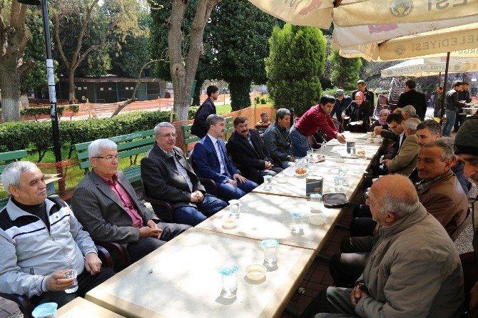 MHP'den Şehitler İçin Lokma Hayrı