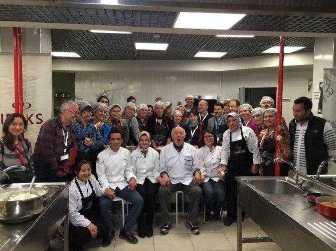 Turizm Rehberleri Gaziantep Mutfağını Dünyaya Tanıtacak