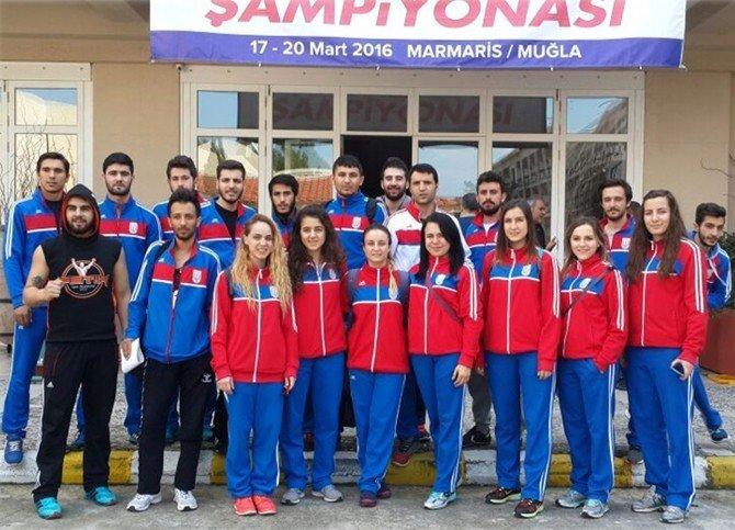 MSKÜ Sporcuları Mart Ayı Karnesi