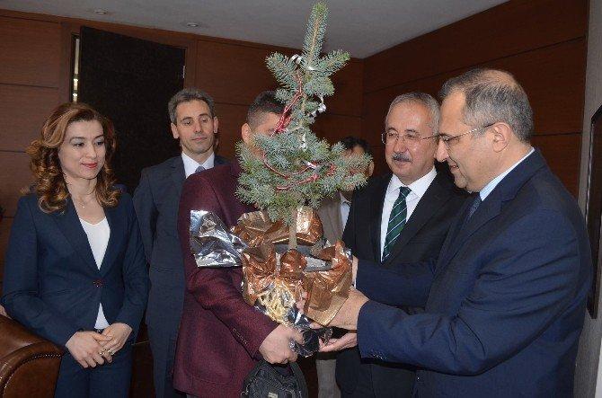 21 Mart Dünya Ormancılık Günü Törenle Kutladı