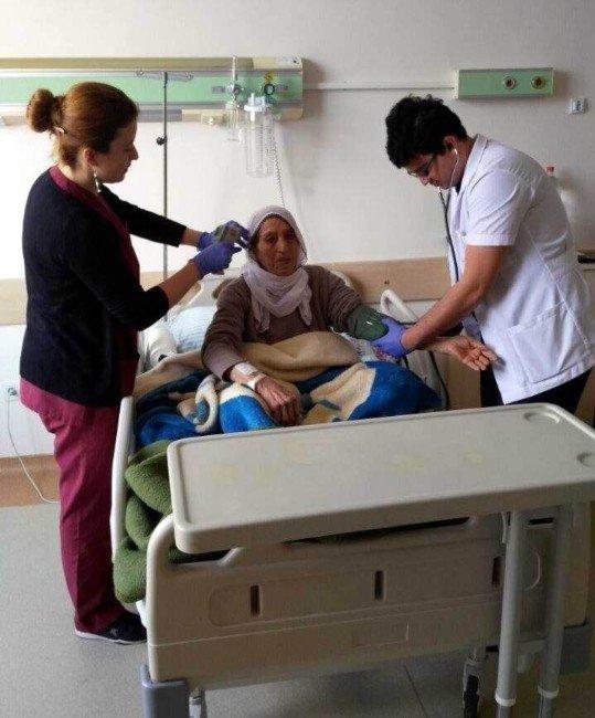 Besni Palyatif Bakım Merkezi 73 Hastaya 685 Gün Yatış Hizmeti Verdi