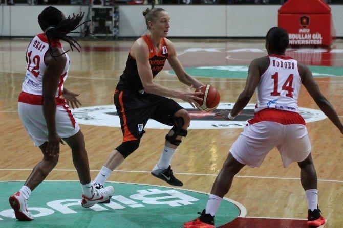 Kadınlar FIBA Eurocup Yarı Final
