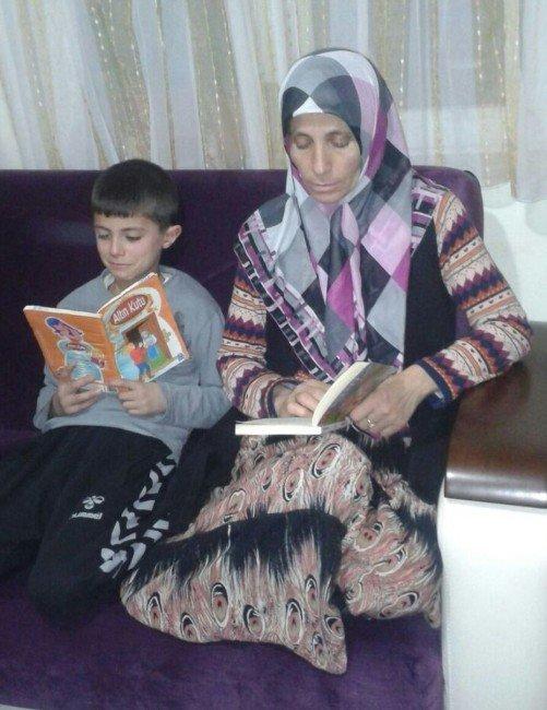 'Ailemle Kitap Okuyorum' Projesi