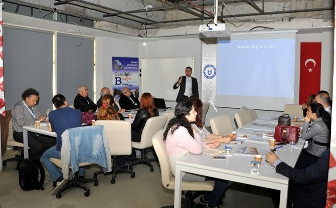 Basın Çalıştayı Sayfa Tasarımı Eğitimiyle Devam Ediyor