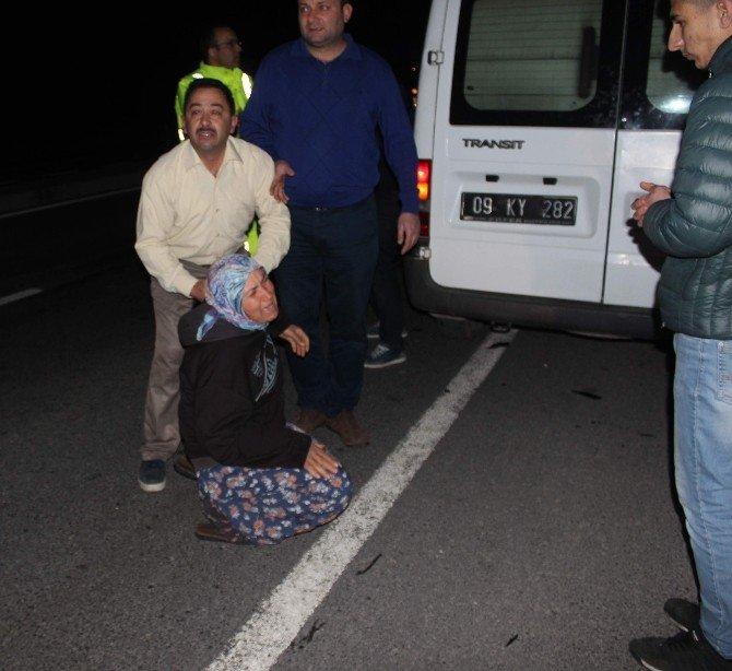 Aydın'da Cinayet Gibi Kaza