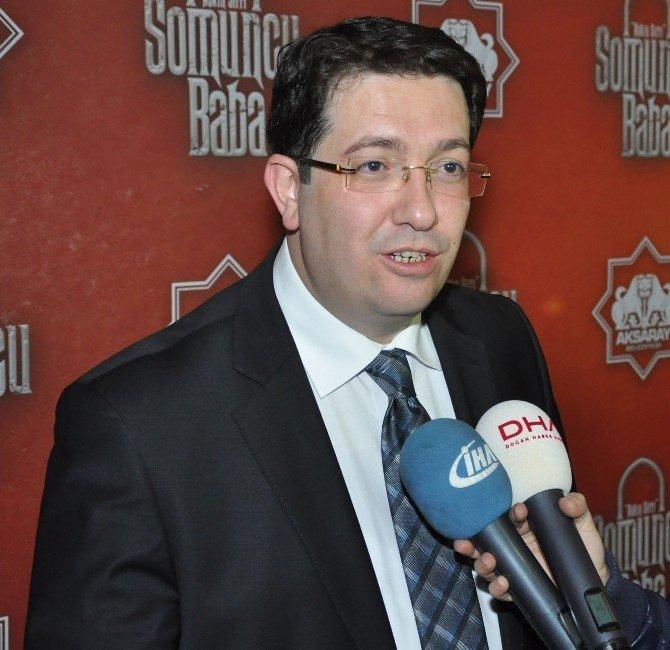"""""""Somuncu Baba Aşkın Sırrı"""" Filminin Galası Aksaray'da Yapıldı"""