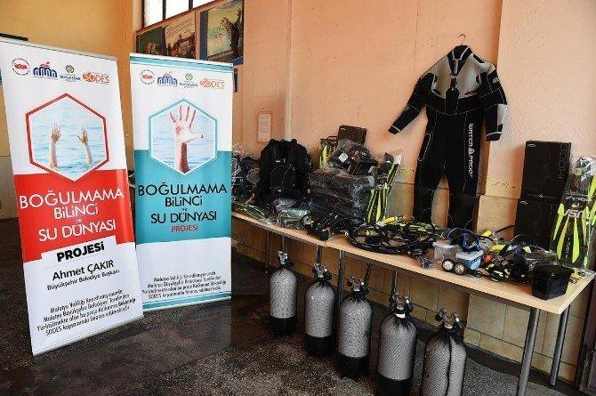 Büyükşehir Belediyesinin Projesi, Sodes Tarafından Kabul Edildi