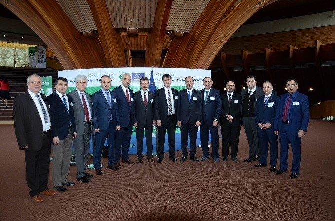 Avrupa Konseyi'ne Bursa Mührü