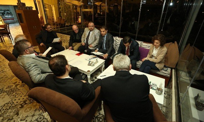 Ekonomi Çalıştayı Canik'te Başlıyor