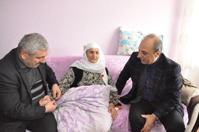 118 Yaşındaki Miyase Teyze'nin 90 Torunu Var