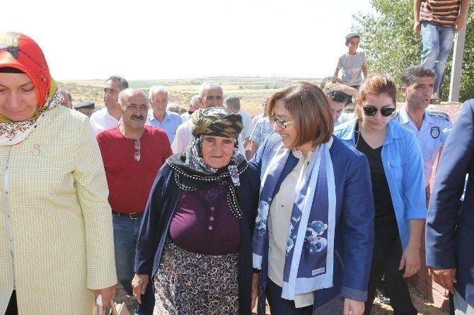 Gaziantep Büyükşehir Belediyesi Fatma Şahin:
